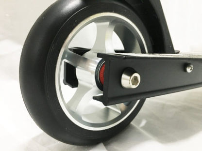 Трюковый самокат RW Sport Stunt 110 Чёрный - заднее колесо