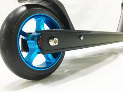 Трюковый самокат RW Sport Stunt 110 Синий - заднее колесо