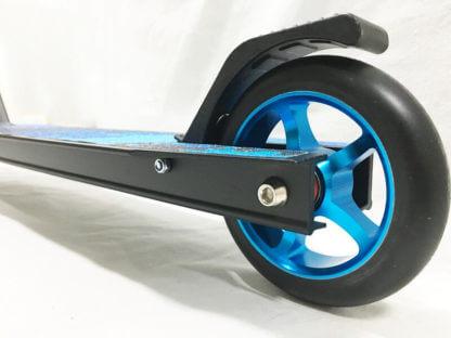 Трюковый самокат RW Sport Stunt 110 Синий - ножной тормоз