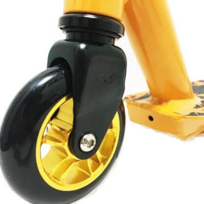 Трюковой самокат RW Sport EXtreme 100 Оранжевый - переднее колесо