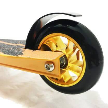 Трюковой самокат RW Sport EXtreme 100 Оранжевый - заднее колесо