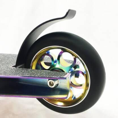 Трюковый самокат RW Sport Chrome 110 Бензин - заднее колесо