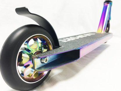 Трюковый самокат RW Sport Chrome 110 Бензин - дека самоката