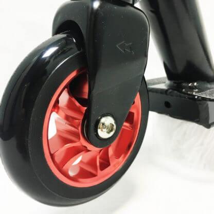 Трюковый самокат RW Sport EXtreme 100 Чёрный - переднее колесо