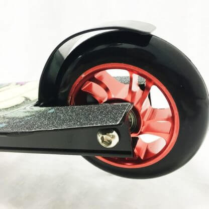 Трюковый самокат RW Sport EXtreme 100 Чёрный - заднее колесо