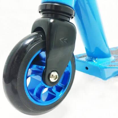 Трюковый самокат RW Sport EXtreme 100 Синий - переднее колесо