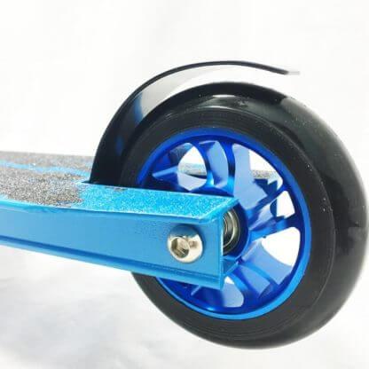 Трюковый самокат RW Sport EXtreme 100 Синий - заднее колесо