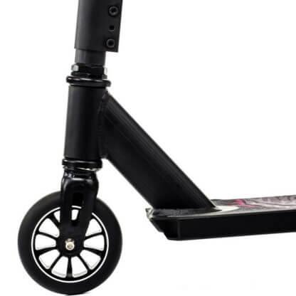 Трюковый самокат Show Yourself Print 110 Чёрный - переднее колесо