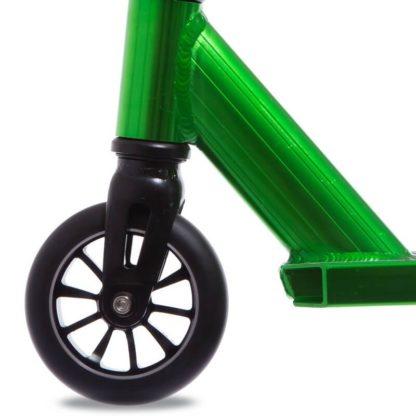 Трюковый самокат Show Yourself Print Chrome 110 Зелёный - 3
