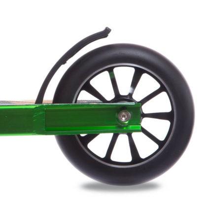 Трюковый самокат Show Yourself Print Chrome 110 Зелёный - 5