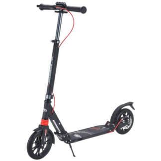 Городской самокат Tech Team City Scooter Disk Brake 2021 Чёрный - 1