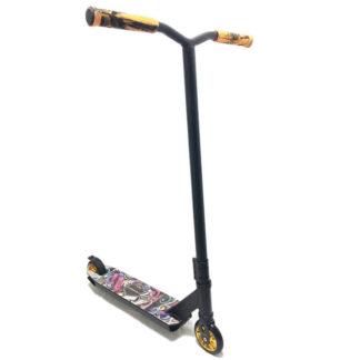 Трюковой самокат Scooter XL Chrome 110 Чёрный - 1